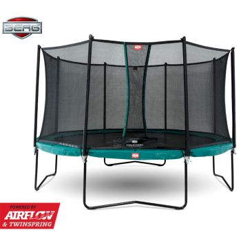 BERG Champion 430cm (14ft) with safety net