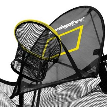Springfree FlexrHoop suitable for Springfree trampolines only - adds even more fun to your trampoline.