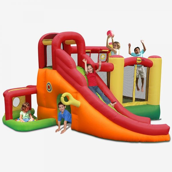 Plum Happy Hop 11 in 1 Play Centre - suitable for up to 6 kids.