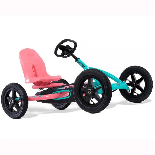 BERG Buddy Lua Go Kart with brake free wheel and air tyres.