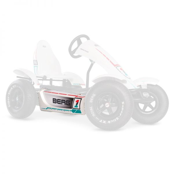 BERG Race side skirts pack - Berg Race go kart sold separately