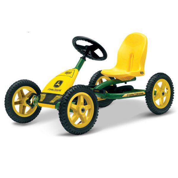 BERG Buddy Go Kart with brake free wheel and air tyres.