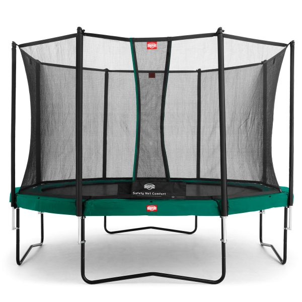 BERG Champion 380cm (12.5ft) with safety net