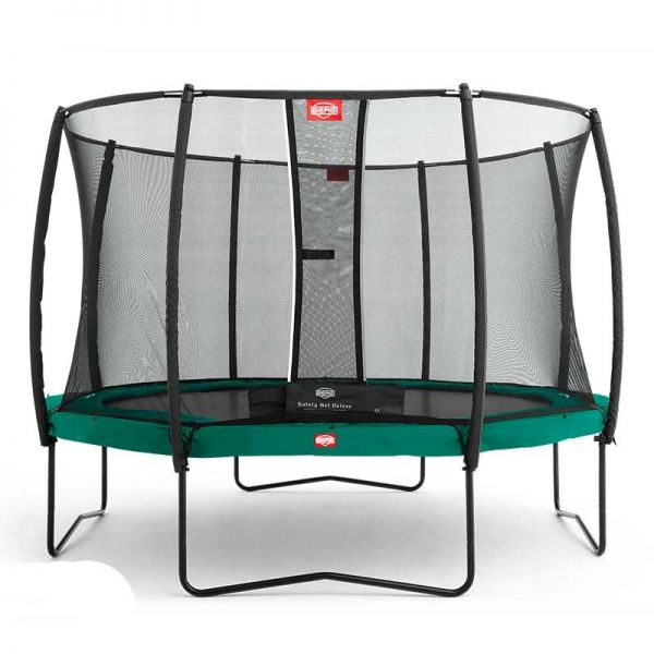 BERG Champion 430cm (14ft) with safety net deluxe.