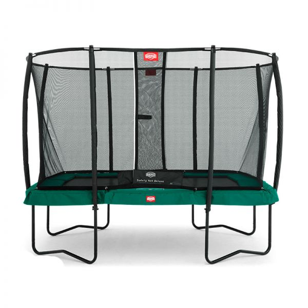 BERG Utilm and safety net 220cm x 330cm (7ft x 11ft) with safety net