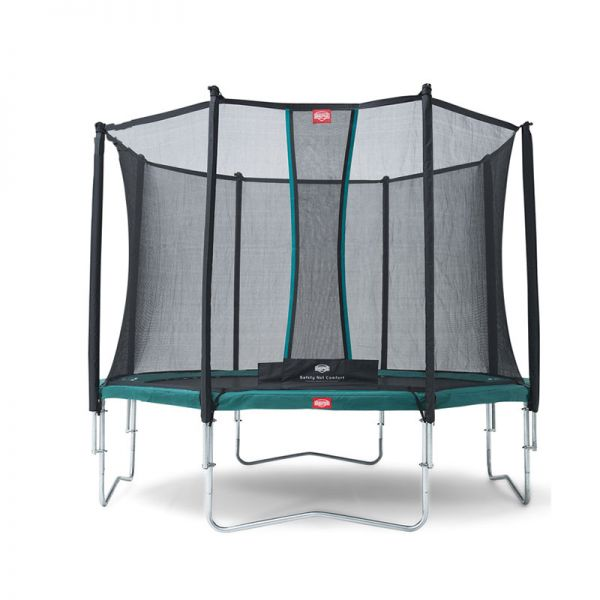 BERG Favorit 380cm (12.5ft) with safety net
