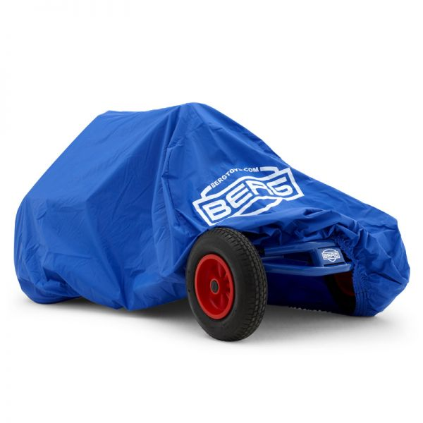 A BERG go kart cover will help to keep your go kart in the best condition possible.