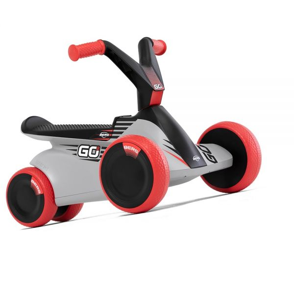BERG Go2 Sparx Red -  suitable for 10 - 30 months.