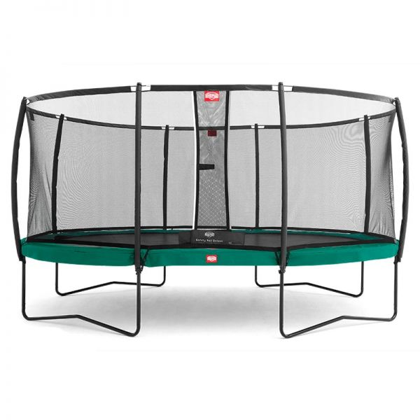 BERG Grand Champion 470 with safety net - image shows the grand champion 520