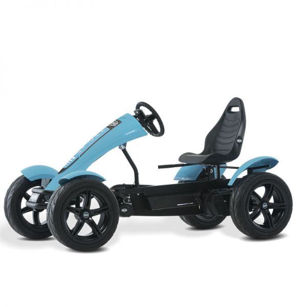 BERG Hybrid E-BF with pedal assist and LCD Display.  Suitable from 5 years to adult.