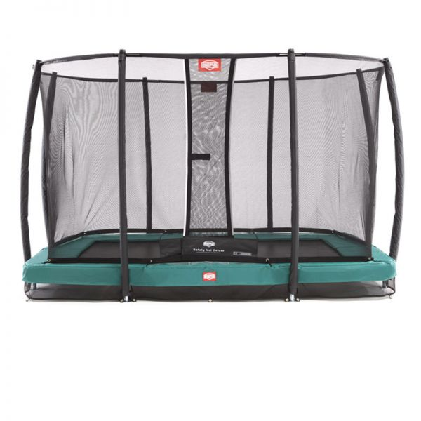 BERG Inground Ultim Champion and safety net 220cm x 330cm (7ft x 11ft) with safety net
