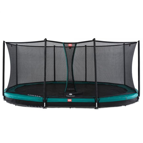 BERG Grand Favorit 520 Inground 520 with safety net.