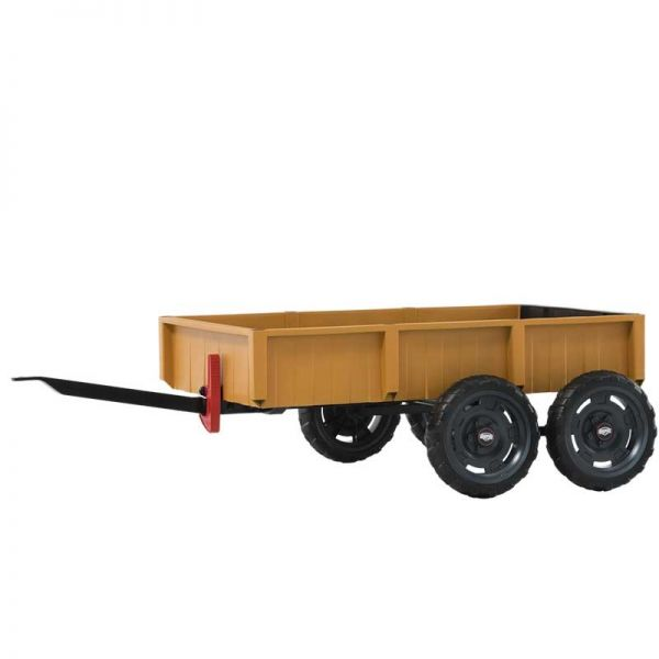 BERG Tandem XL Trailer - side.