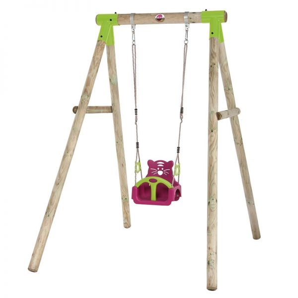 Plum Quoll 3 in 1 swing and upgraded metal corner brackets.