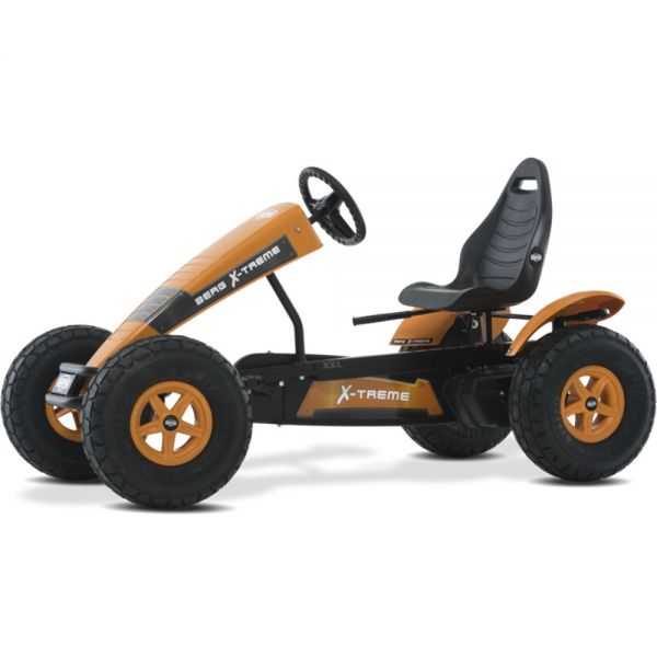 BERG X-Treme XXL BFR with extra large frame and comfort seat as standard.