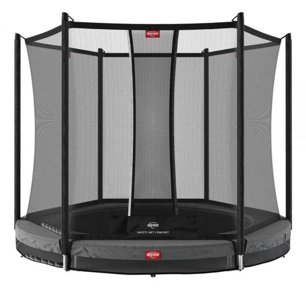 BERG Inground Favorit Grey 270 (9ft) with safety net