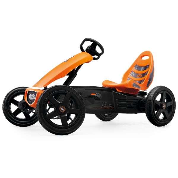 BERG Rally Go Kart with brake free wheel and air tyres.