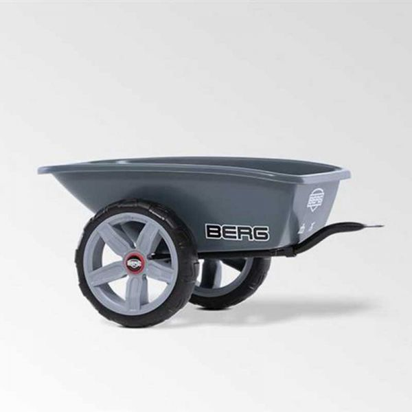 BERG Reppy Trailer supplied with a tow bar.