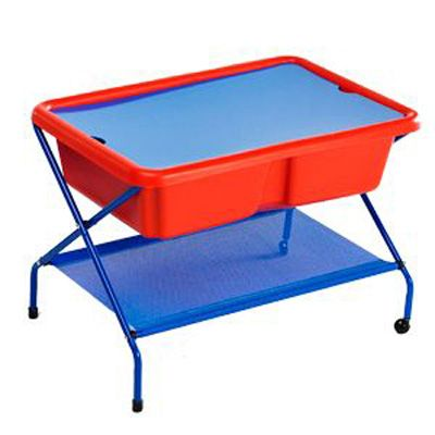 Tp Rockface Sand & Water Table with cover.