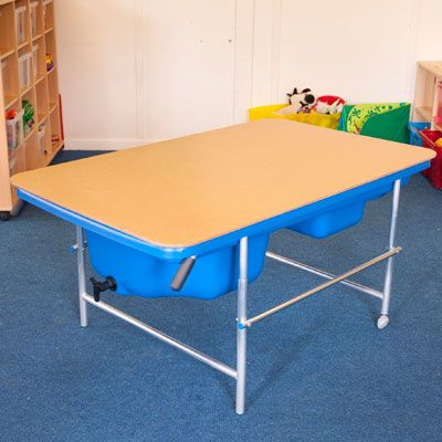 Wooden Cover for cascade water table - water table and stand sold separately