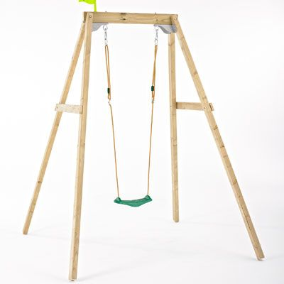 TP Forest Single swing with swing seat.