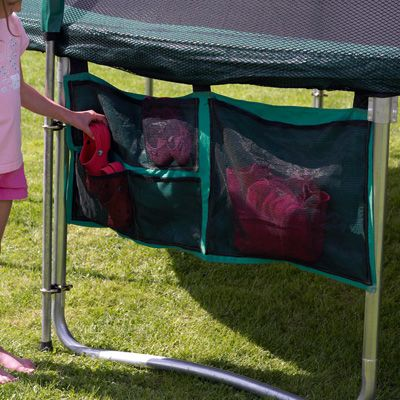 The tidy is suitable for any brand of trampoline, any size.